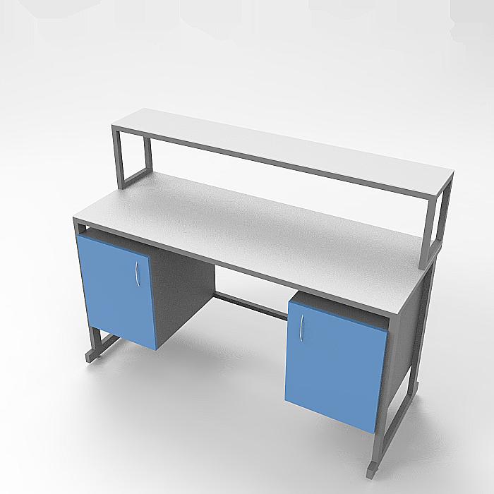 Стол лабораторный с керамикой СЛк 21.005