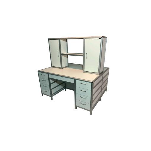 Столы лабораторные островные серии MED-al
